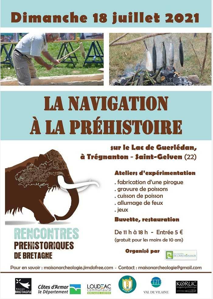 LA NAVIGATION A LA PREHISTOIRE 0